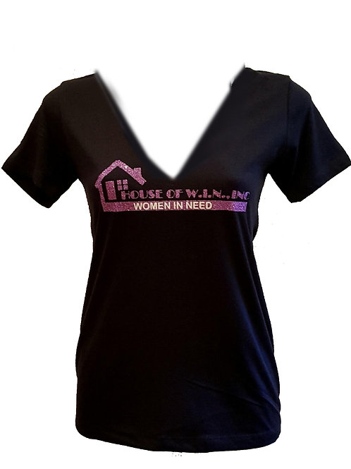 HOUSE OF W.I.N. INC. Womens T-Shirt XXL & XXXL