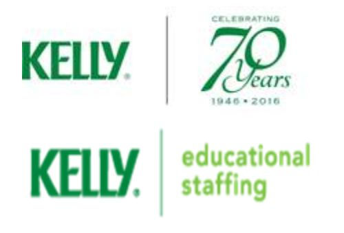 KELLY Educational Staffing will have a t