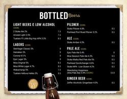Bottled Selection