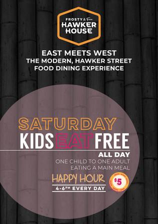 Kids Eat Free Sat