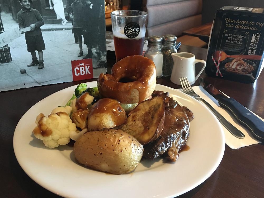 Sunday Roast at CBK Kaiapoi