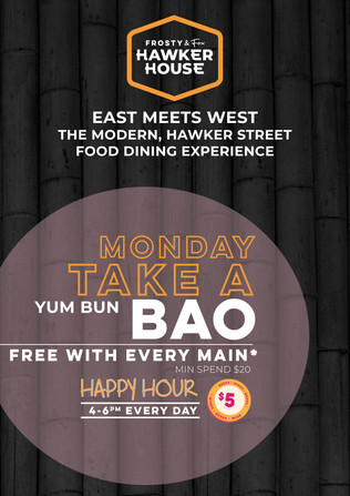 Monday Take a Bao
