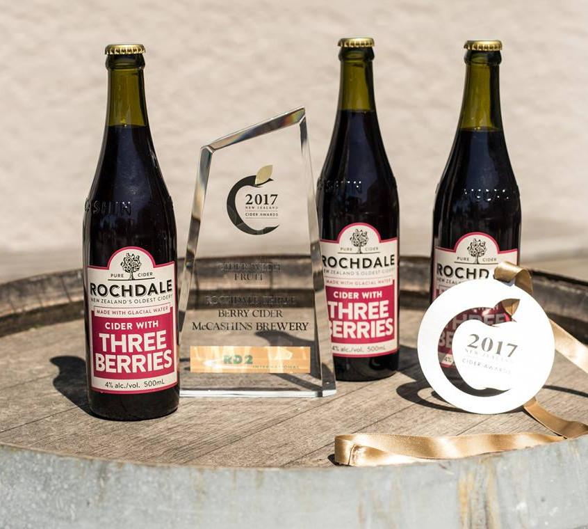 Rochdale 3berry gold