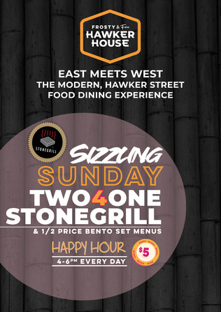 2 for 1 Stones Sunday