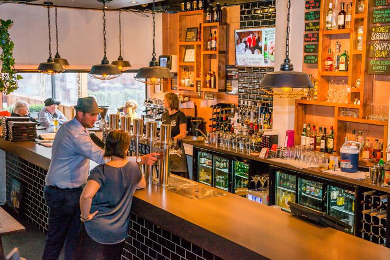 CBK Rotorua Bar