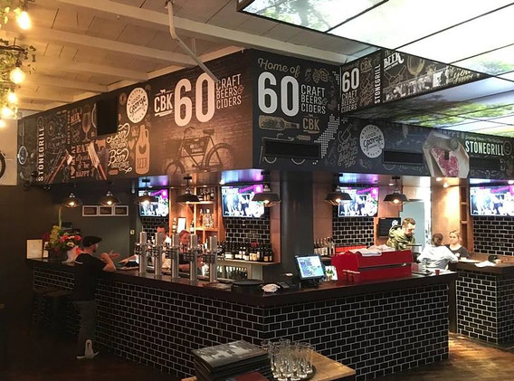 CBK Tauranga Bar