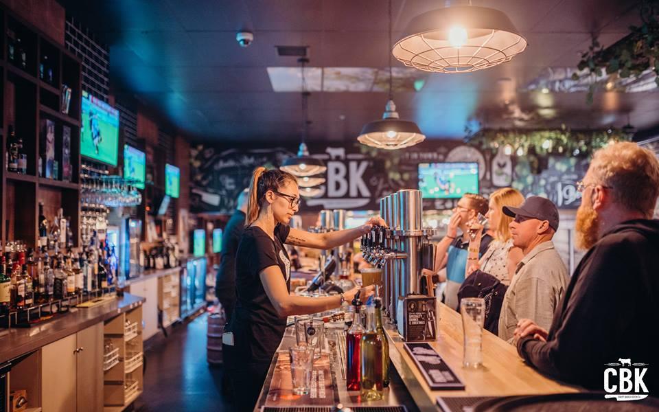 Dunedin Bar