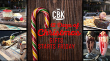 12 DAYS OF CHRISTMAS GIFTS COMING TO YOU!