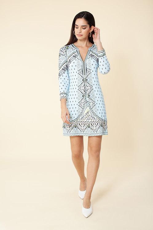 ANNA JERSEY DRESS