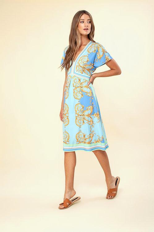 ROSELLA JERSEY DRESS