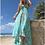 Thumbnail: AQUA PEBBLES IBIZA DRESS