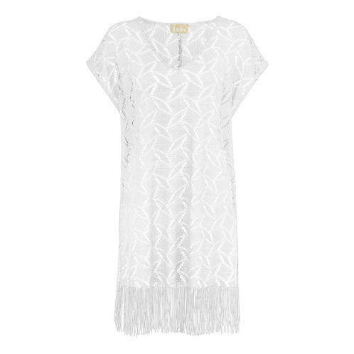 LIDEA WHITE TUNIC
