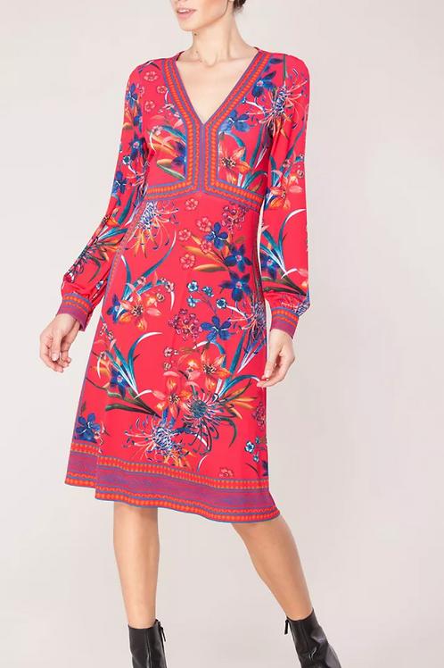 ANAFA JERSEY DRESS