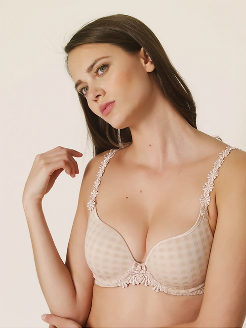 PADDED BRA HEART SHAPE