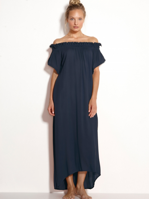 WATERCULT SUMMER SOLIDS DRESS