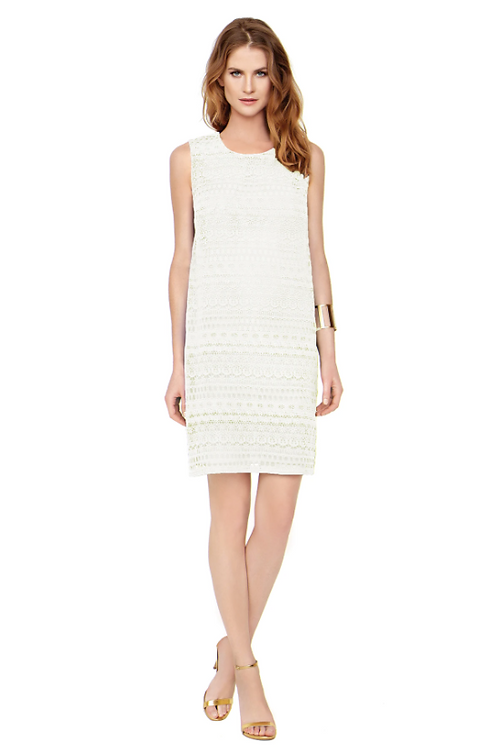 GOTTEX IVORY DRESS