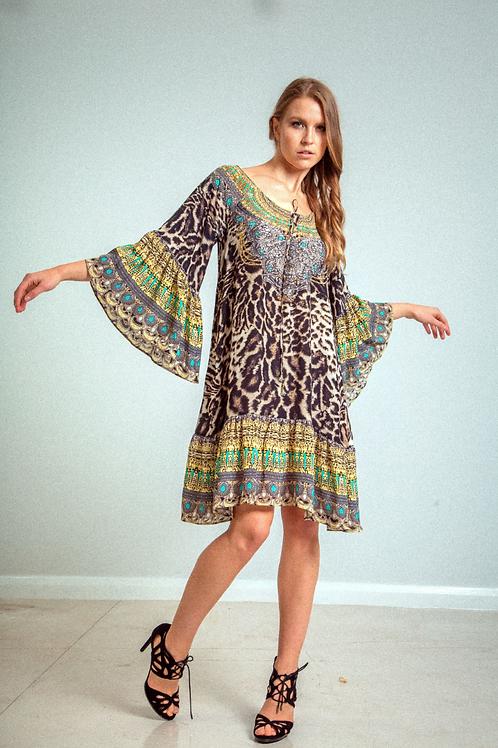 SIBERIA GYPSY DRESS