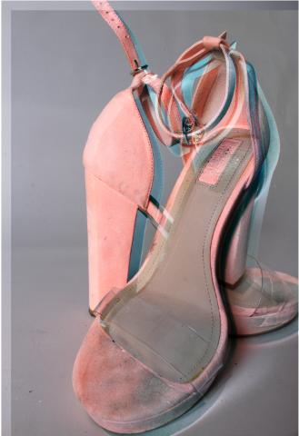 Pink'd Heels