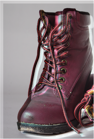 Boots, Unlaced