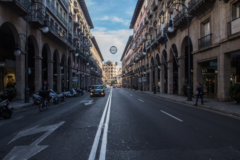 Palma, Streets II