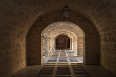 Palma, Tunnel