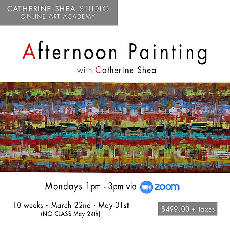 AFTERNOON PAINTING _Spring classes_websi