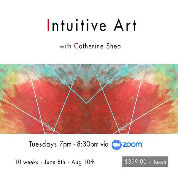 INTUITIVE ART _Summer classes_website.jp