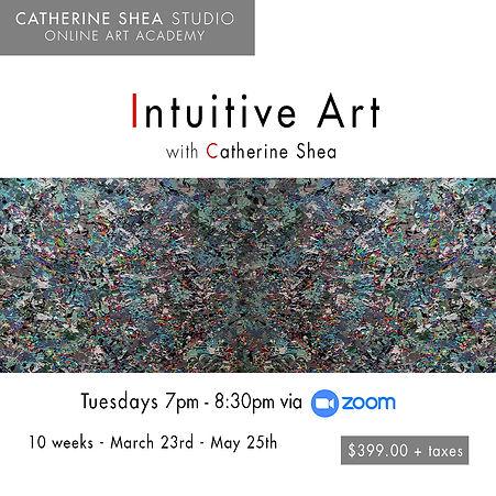 INTUITIVE ART _Spring classes_website.jp