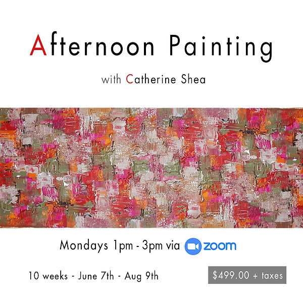 AFTERNOON PAINTING _Summer classes_websi