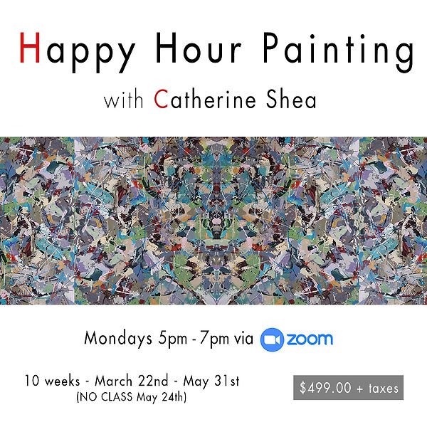 HAPPY HOUR  PAINTING _Spring classes_web