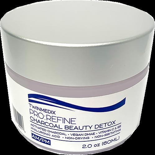 TwinMedix Pro:Refine Charcoal Beauty Detox