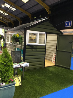 Ideal Home Show Display