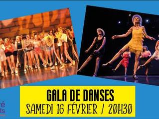 Gala de Danse Modern'Jazz