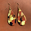 Thumbnail: Warm Nights Large Drop Earrings