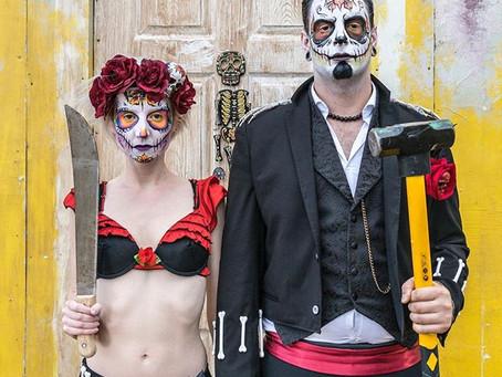 Circo Muerto Photoshoot & Screamfest