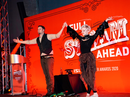 Steampunk Circus for Isuzu