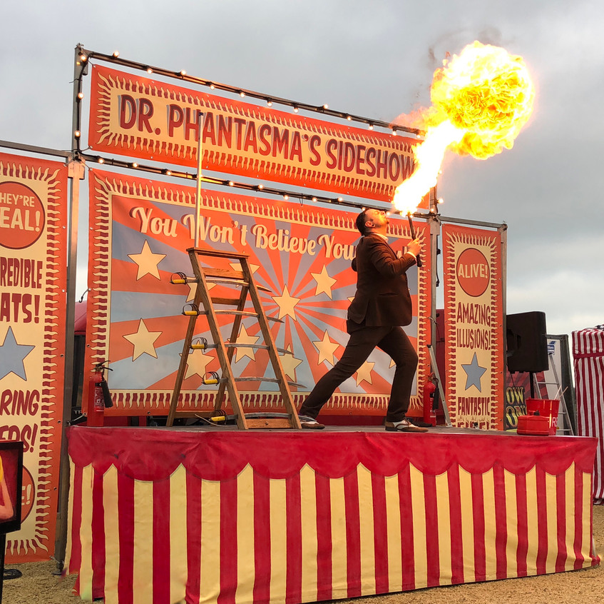 Fire Breathing at Wetherby Races