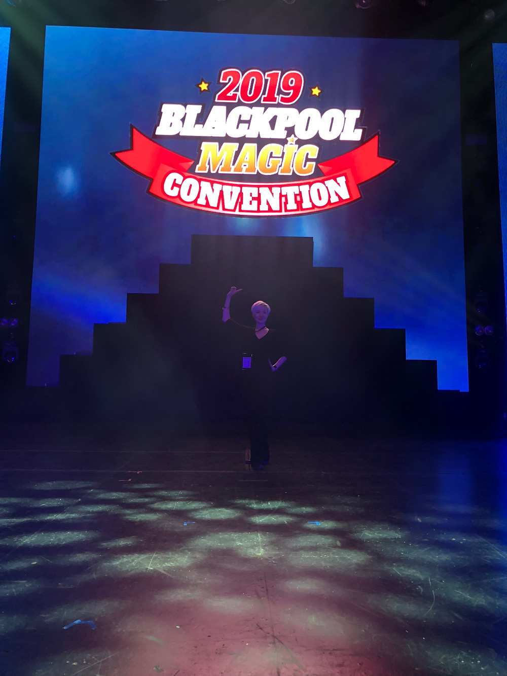HUGE stage Blackpool MC 2019