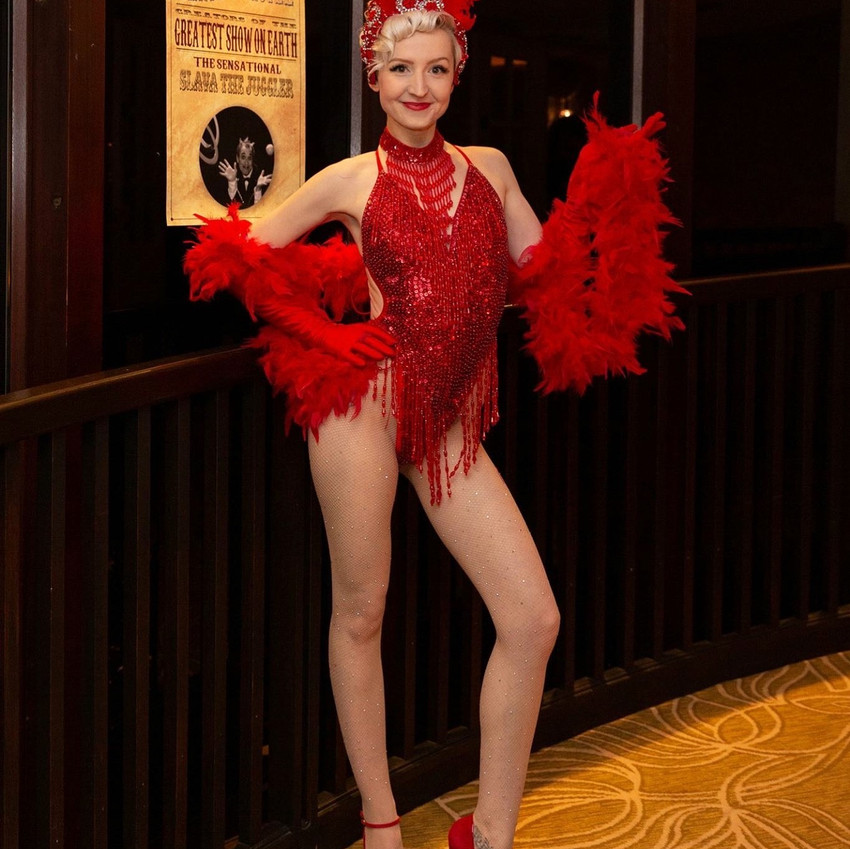 showgirl life