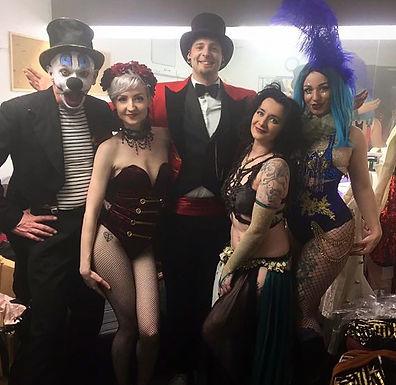 Circus Unbelievable/ Circo Magico