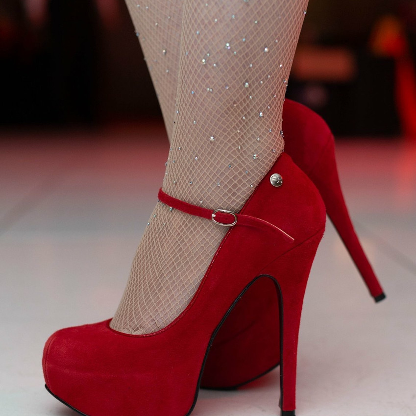 showgirl shoes