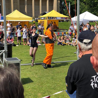 Outdoor Shows at Sheffield Park