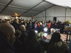 Luna drawing crowds in Essex