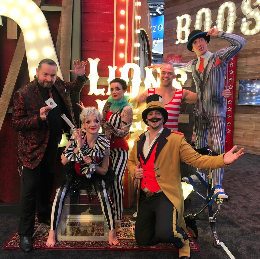 The Strange Circus