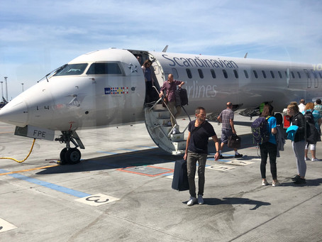 Cruising 2018: Scandinavia we meet again!