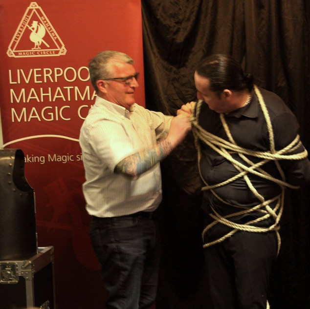 Rope Escapes at Liverpool