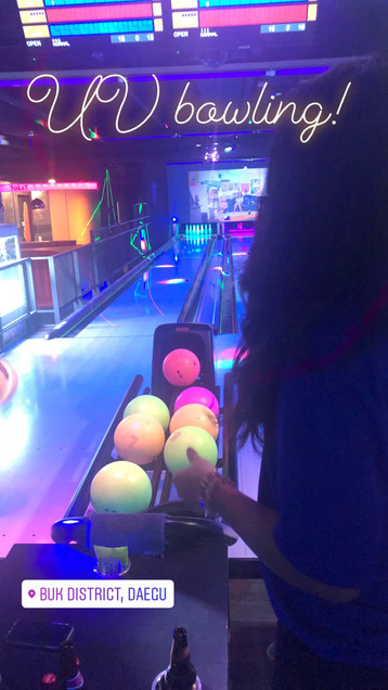 Epic bowling Alley