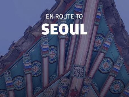 South Korea- Representing the UK!