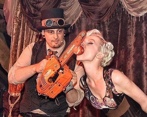 Steampunk Circus
