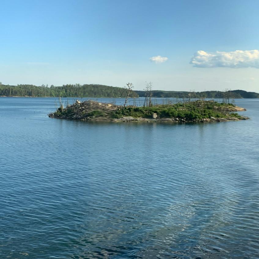 poo islands